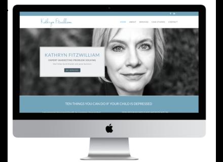 Windrose Web Design - Kathryn Fitzwilliam