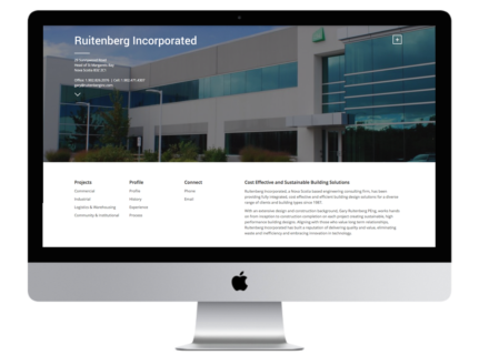 Windrose Web Design - Ruitenberg Inc.