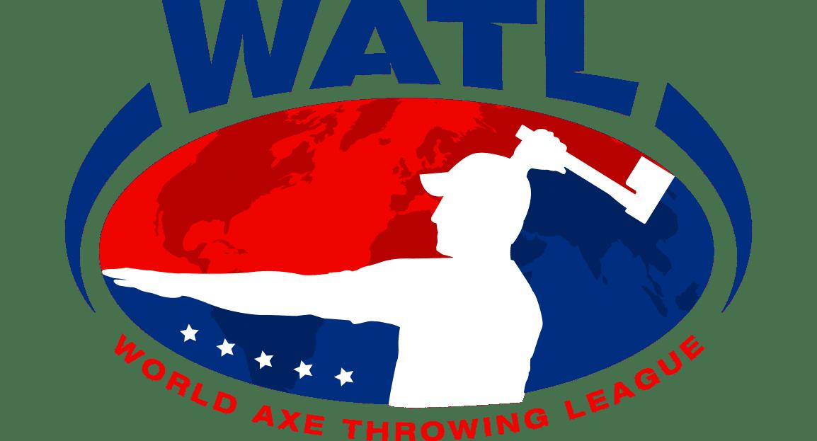 World Axe Throwing League Logo