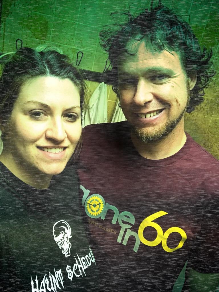 Sara and Matt Ruder