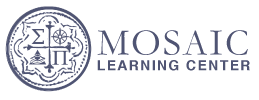 Mosaic Learning Center Bang Phra Logo