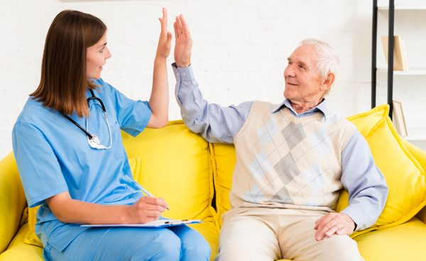 Taking care of elderly under DPC pricing model
