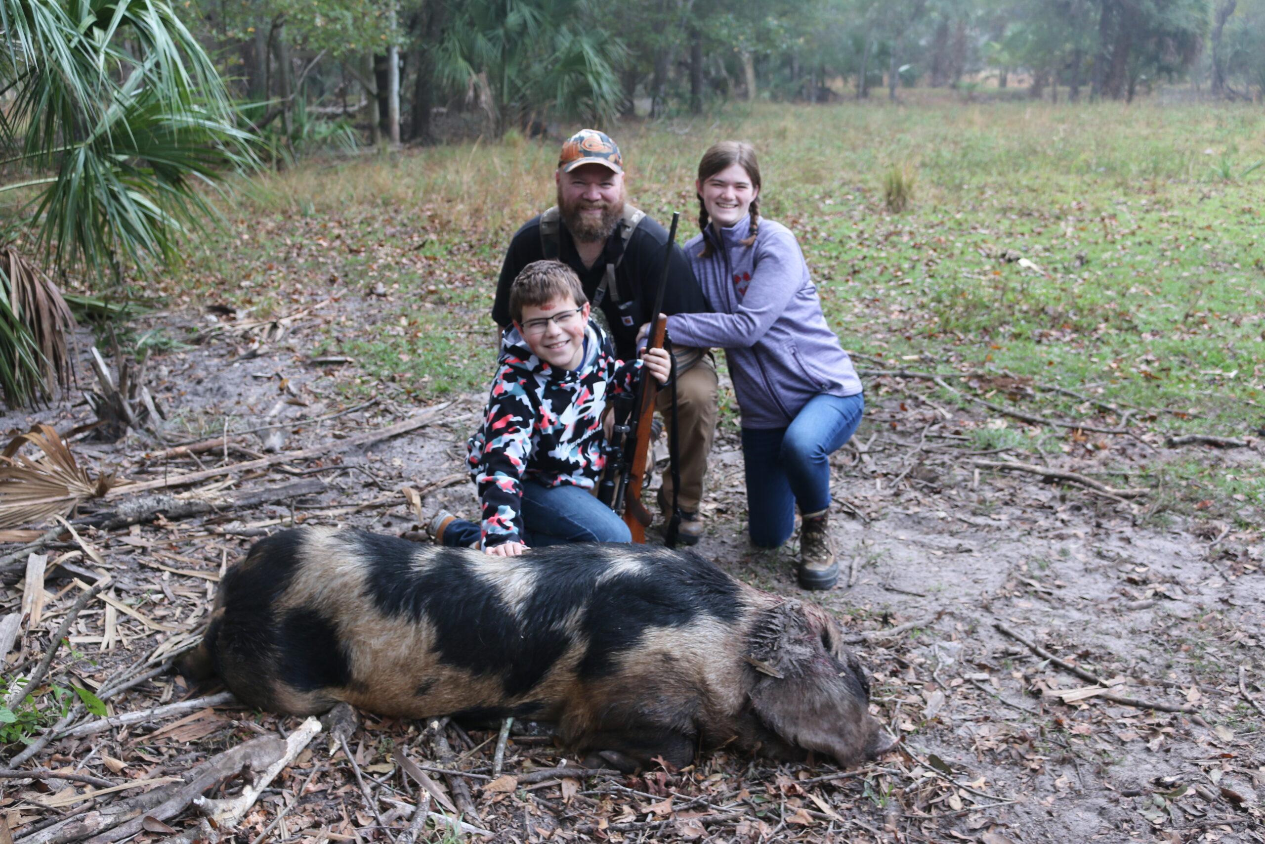 Family Hunt 2020