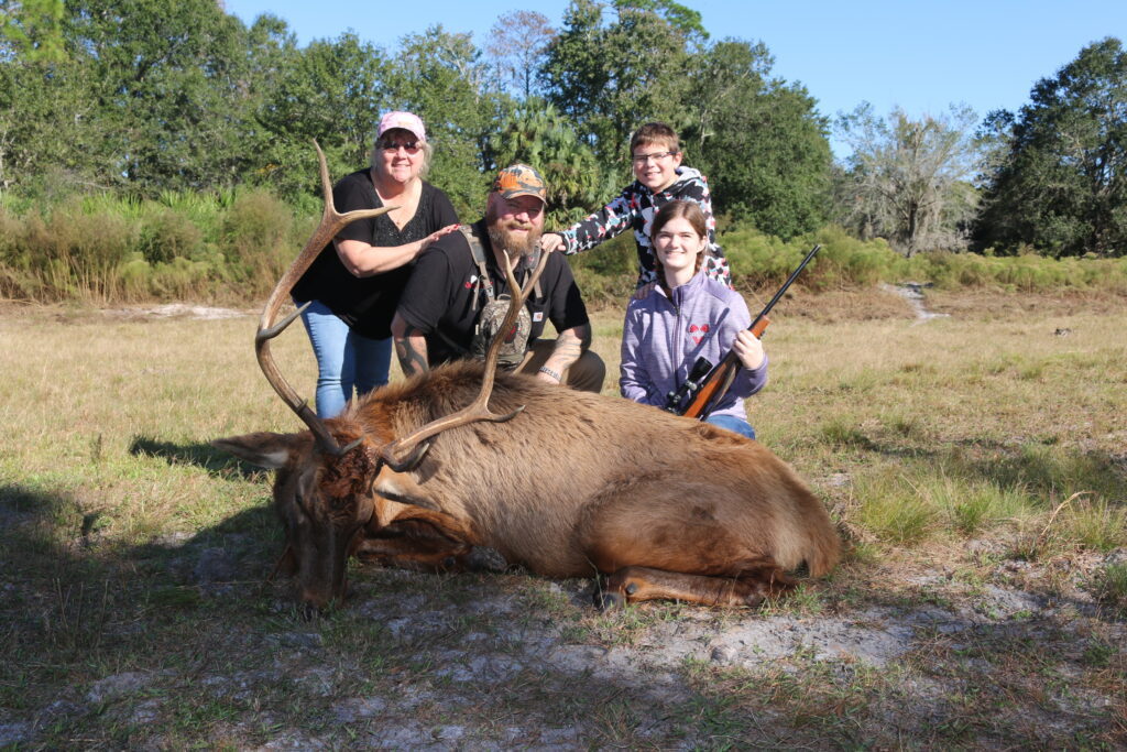 Shay's First Elk - 2020