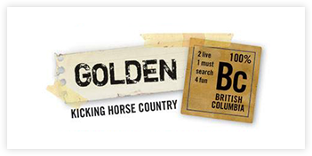 Golden Kicking Horse Country