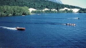 Reflection Lake aka Phantom Lake 1960's