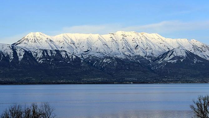 Current conditions at Utah Lake