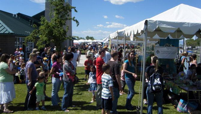 Fun is back: Utah Lake festival returns this year on June 2