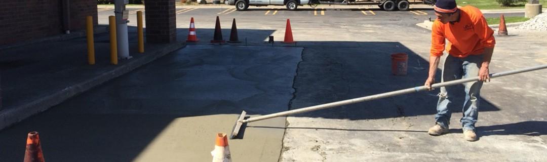 D&J Contracting Inc Asphalt Paving Parking lot