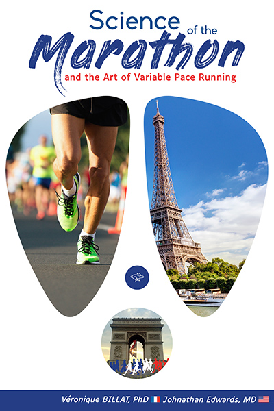The Science of the Marathon and Art of Variable Pace Running – Book Release!
