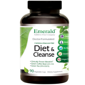 Emerald Labs Diet & Cleanse (90) Bottle