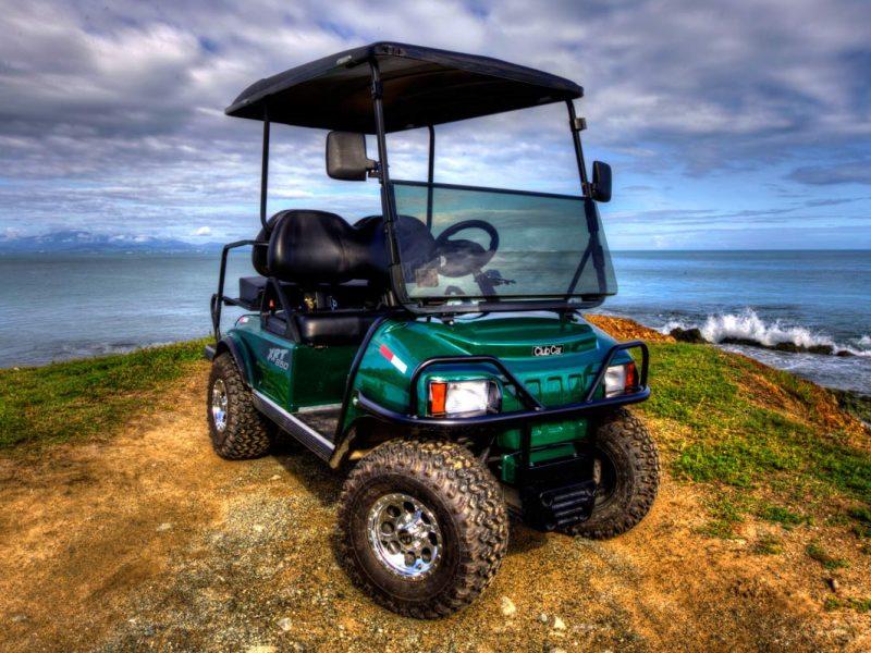 Car, Jeep SUV and Golf Cart Rentals
