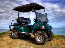 Golf Cart Rental on Vieques