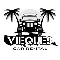 Vieques Car Rental Logo