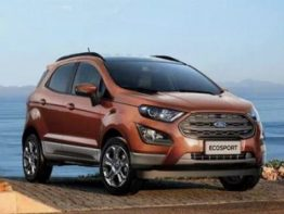 2021 Ford Ecosport 4WD