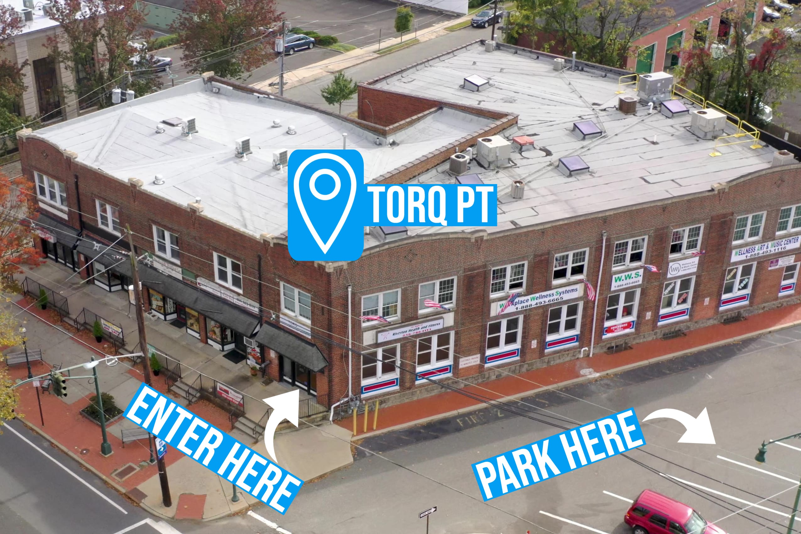 TORQ Physical Therapy Location