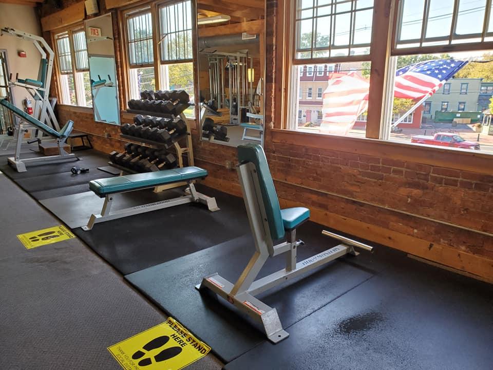 quarantine proper spaced gym prevent injuries