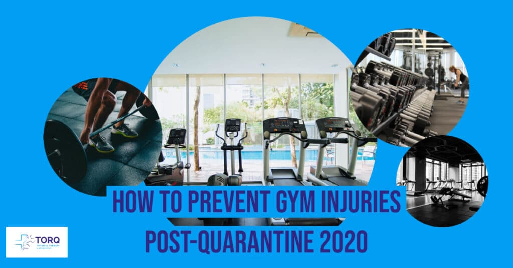 prevent gym injuries post quarantine