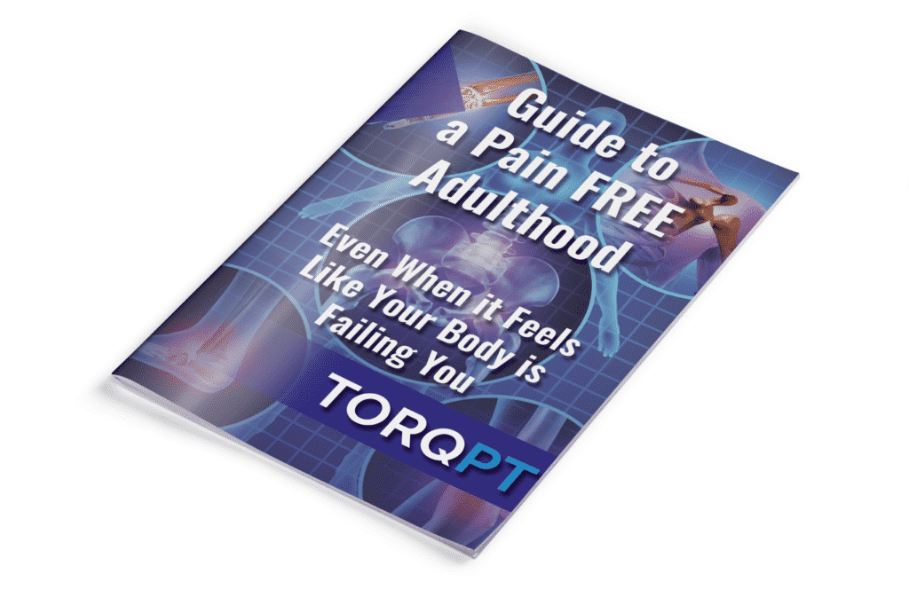 pain free adulthood guide physical therapy