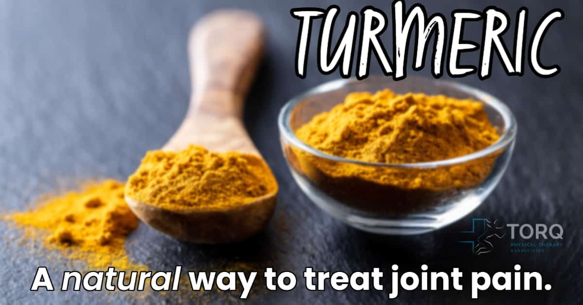 turmeric a natural way to treat joint pain