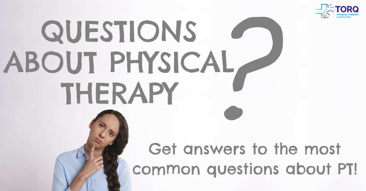 questions about physical therapy