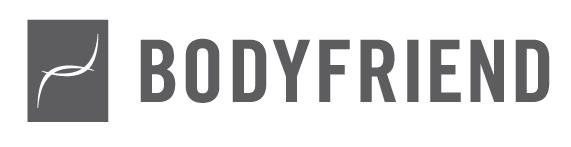 bodyfriend massage chair marketing agency logo