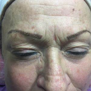 permanent makeup eylashes in tampa bay spa