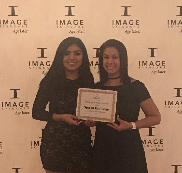 Image Spa Of The Year Award 2017