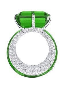 diamond ring for auction