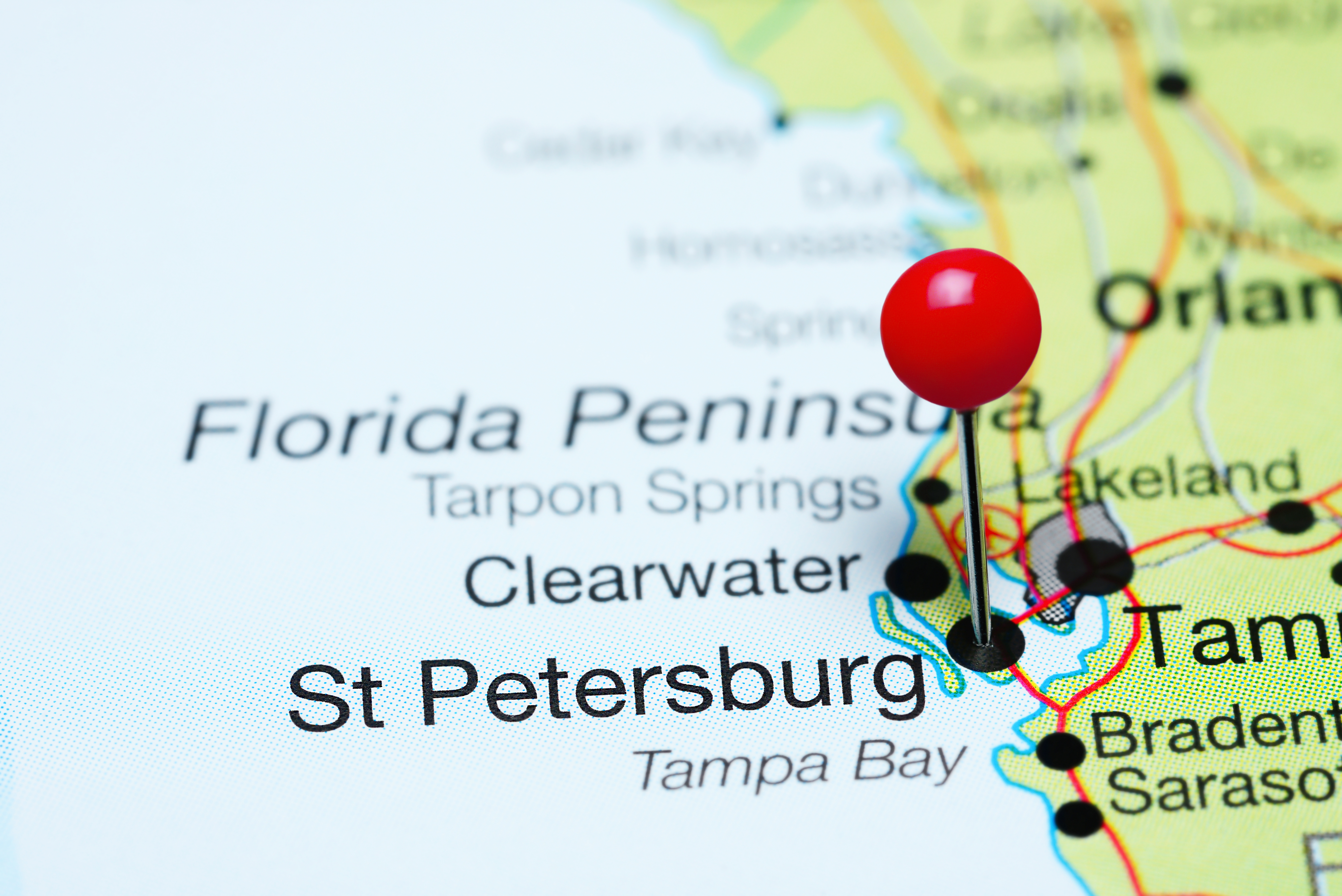 St. Petersburg is ground zero for juvenile auto thefts in Florida