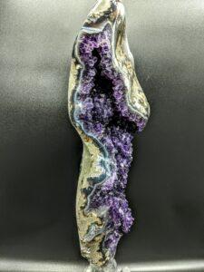 Uruguayan Amethyst close up