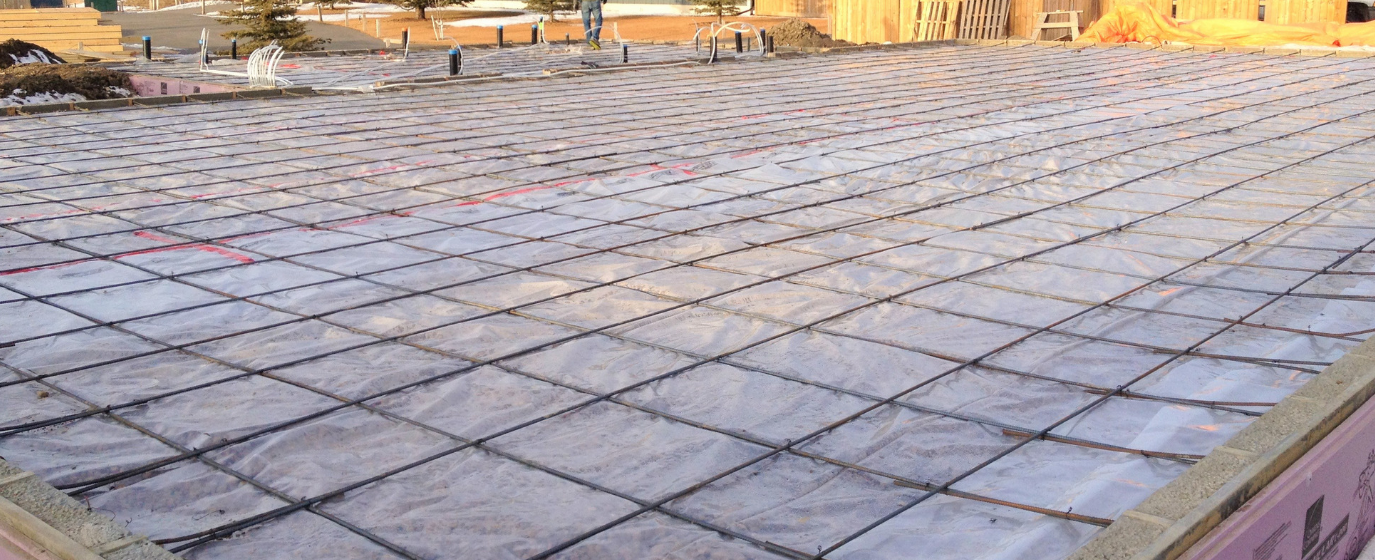 Calgary Commercial Concrete Flatwork