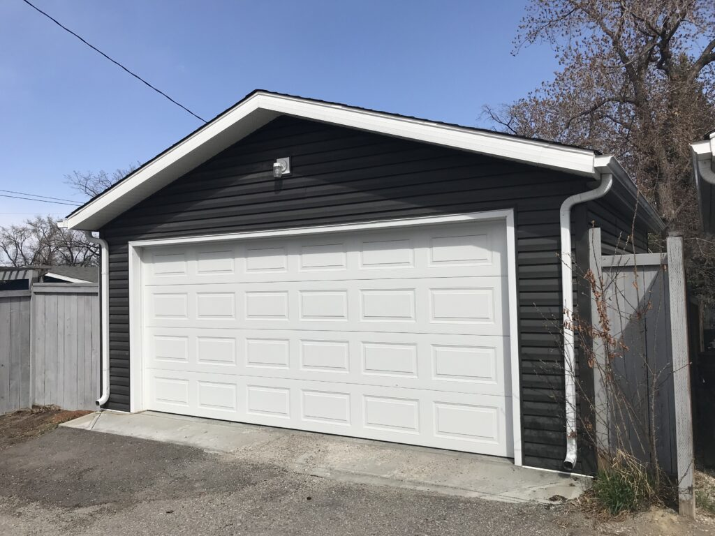 Calgary Garage Builders C&J Construction
