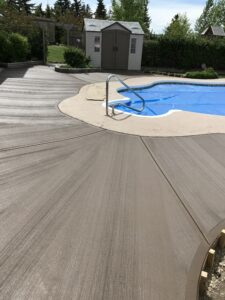 Pool Concrete