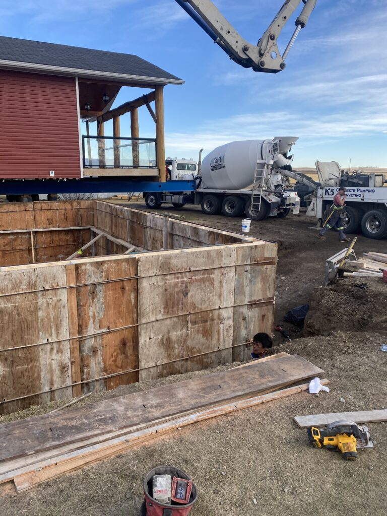 House Foundation by C&J Construction