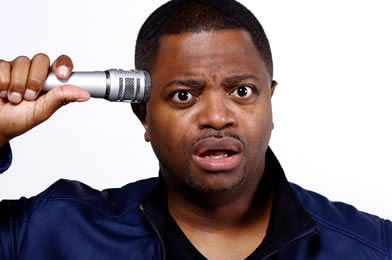 Benji Brown at the Comedy House