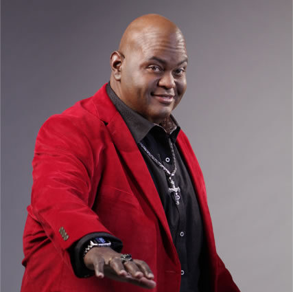 Lavell Crawford at the Comedy House