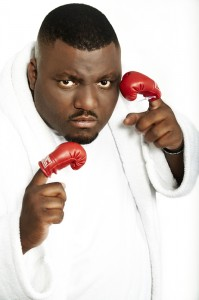 Aries Spears at the Comedy House