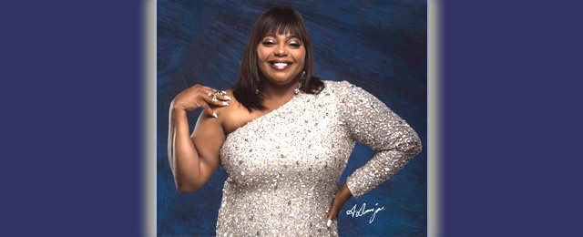 Cocoa Brown at the Comedy House 11-2018