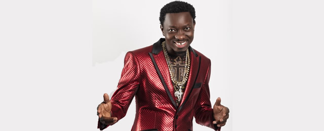 Michael Blackson at the Comedy House