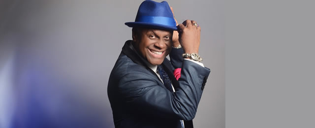 Michael Colyar at the Comedy House