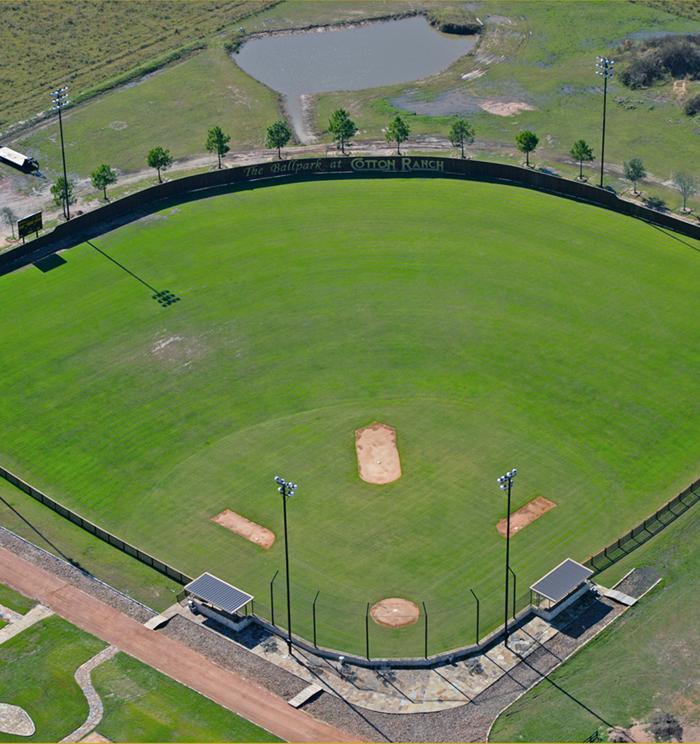 Baseball Field Construction