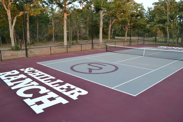 Build Table Tennis Court