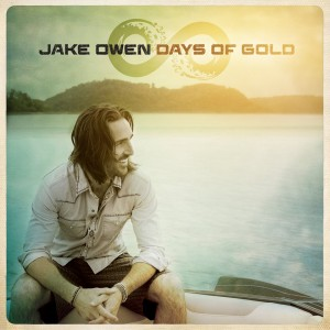 Jake Owen Days Of Gold Album Cover - CountryMusicRocks.net