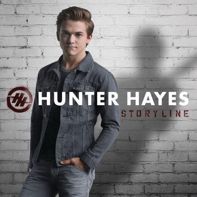Hunter Hayes Storyline - CountryMusicRocks.net