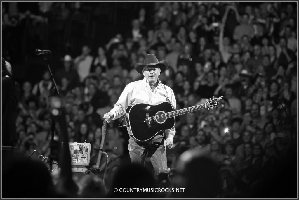 George Strait Portland Cowboy Rides Away - CountryMusicRocks.net