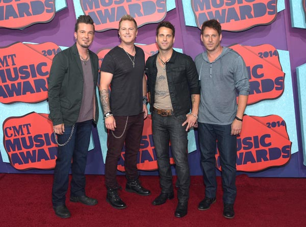 Parmalee Photo Credit Michael Loccisano Getty Images