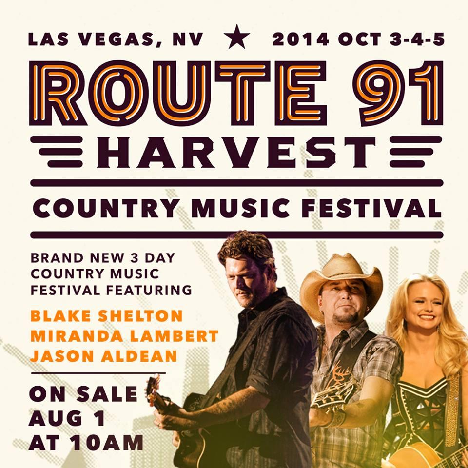 Route 91 Harvest Festival - CountryMusicRocks.net
