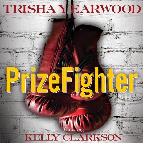 Trisha Yearwood Prizefighter with Kelly Clarkson - CountryMusicRocks.net