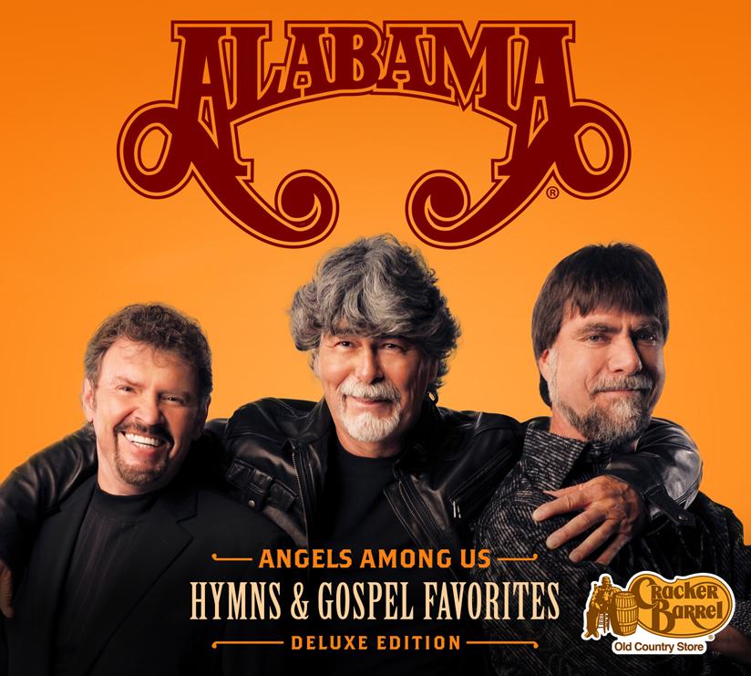 Alabama-Hymns-&-Gospel-Album-Cracker-Barrel---CountryMusicRocks.net